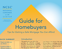 NCLC Guide for Homebuyers