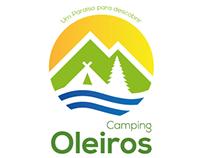 Camping Oleiros | Rebranding Design