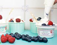 Produktfoto mat - Larsa foods - Frozen Yoghurt