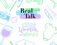 Real Talk print ad
