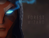Forest Wizard