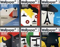 Wallpaper magazine Noma Bar