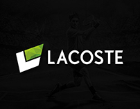 Lacoste | Redesign