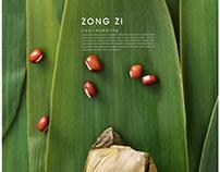 zong zi-chinese food