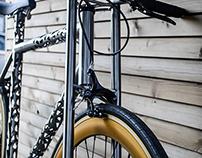 Laser-Cut Steel Bicycle by Eleventwentyseven