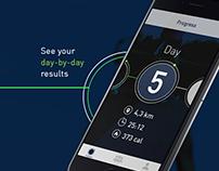 7 Day Run App
