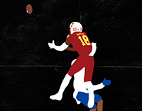 "Hakeem Butler 'Mossed"" Illustration gif"
