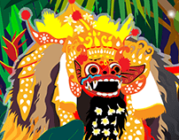 Balinese Barong