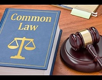 Common law originated from England