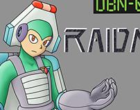 Raidman- Project #3
