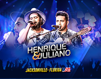 Evento - Henrique e Juliano USA 2017