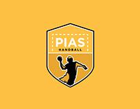 PIAS Handball - Logo Rebrand