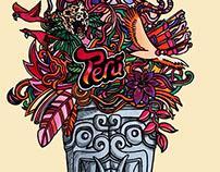 Illustration Portfolio: Perú