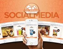 Social Media - Villa Borghese
