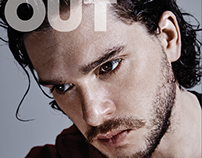 Out magazine redesign, 2015