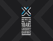 10 ans_ Ubisoft Québec: unis par le jeu