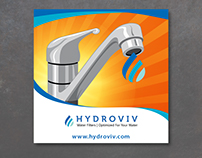 Hydroviv Sticker