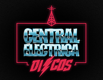 Central Eléctrica Discos 2015 / New id.