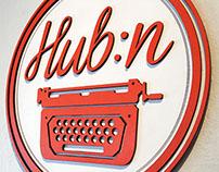 STPLN/Hub:n - Logo and folder