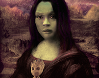 Guardians of the Monalisa