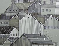 Norwegian album/ Grafic