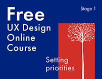 Free UX Design Online Course - Setting Priorities