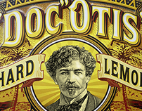 Doc Otis Hard Lemonade Illustrated by Steven Noble