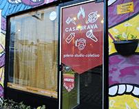 Studio CASA BRAVA Identidade e comunicação Tattoo & Art