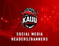 Contenido redes sociales Kaiju Esports