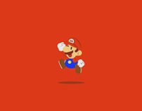 Wallpaper Mario
