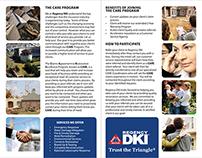 Print Design: Regency DKI Bi-Fold Brochure