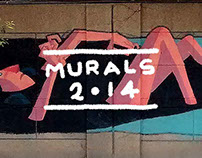 Murals 2o14