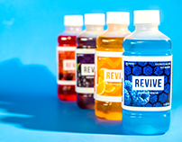 Revive Packaging & Campaign