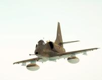 A4 B Skyhawk