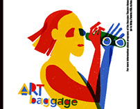 Art baggage