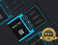 Modern and Professional Business Card
