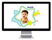 LG생활건강 마망 - 스크린세이버