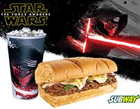 Subway Star Wars