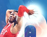 Russel Westbrook Poster