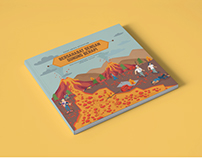 Disaster Guidance Infographics Book Series : Erruption