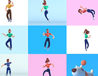 3D Character Pack
