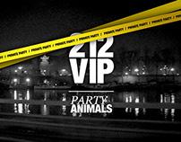 212 VIP Vidéo
