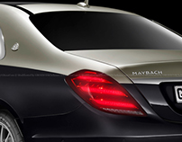 Mercedes-Maybach S-Class Coupe