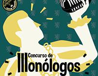 Cartel Concurso de Monólogos