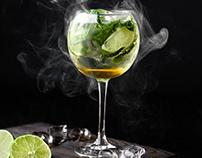 Cocktails for De Gusto Trattoria