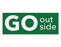 Go (outdoor gear) Company Logos.