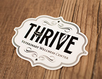 Thrive Veterinary Wellness Center