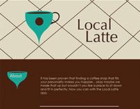 Local Latte App and Website