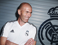 Real Madrid Visuals - Home & Away - Adidas