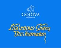 GODIVA Ramadan Concept